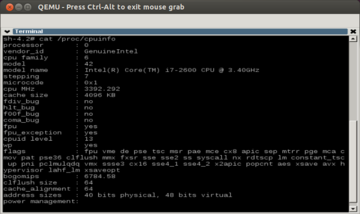 Running an x86 Yocto Linux image under QEMU KVM - Yocto Project